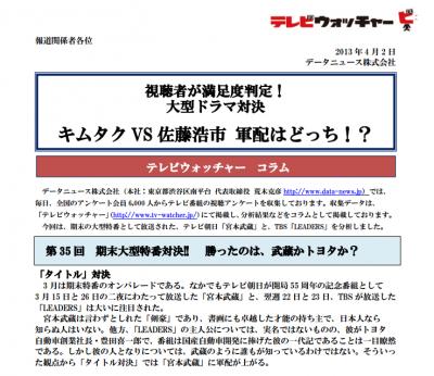 データニュース株式会社